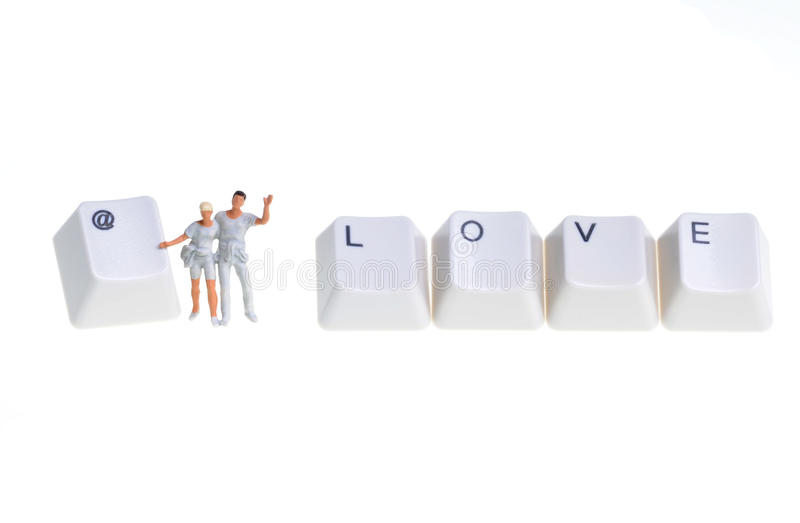 Download Online Love Royalty Free Stock Photography - Image: 29024907