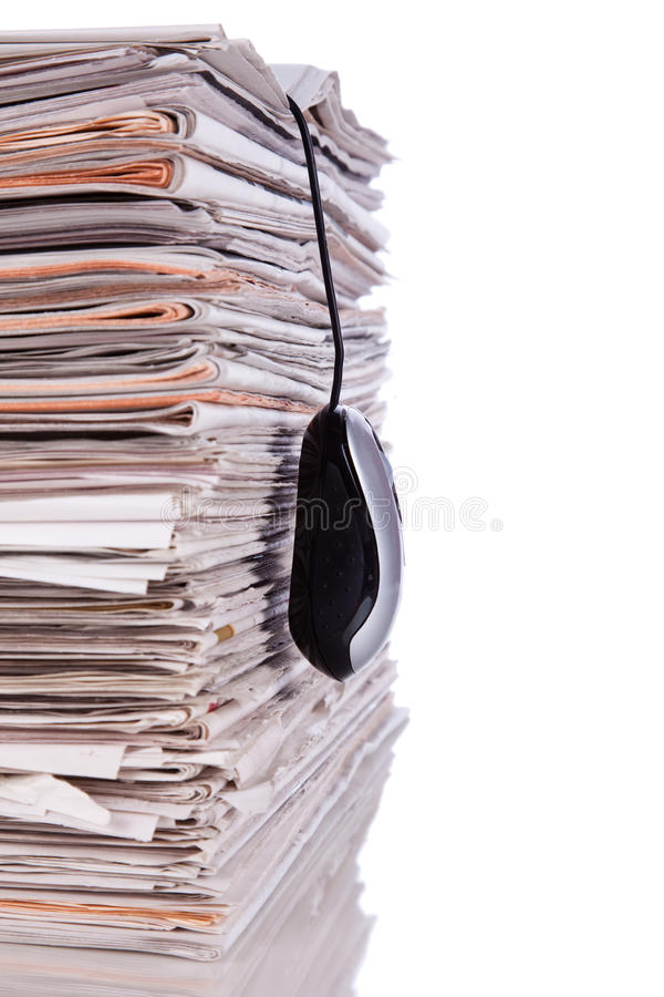 Download Online news stock image. Image of communication, data - 13810689