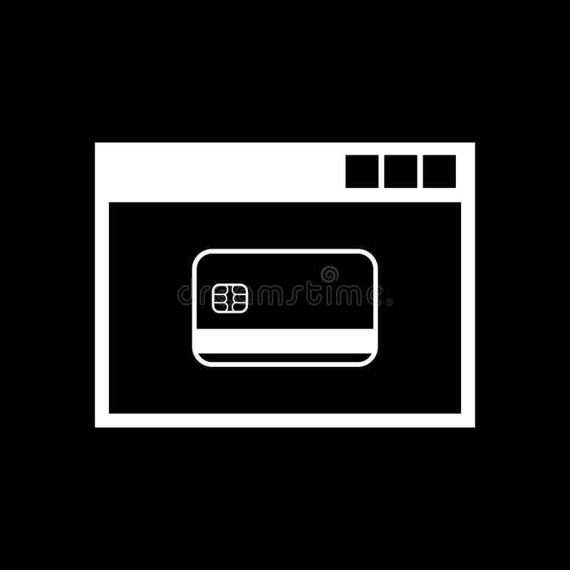 Online payment icon. vector design. Online payment symbol. web. graphic. JPG. AI. app. logo. object. flat. image. sign. Online payment icon. vector design stock illustration