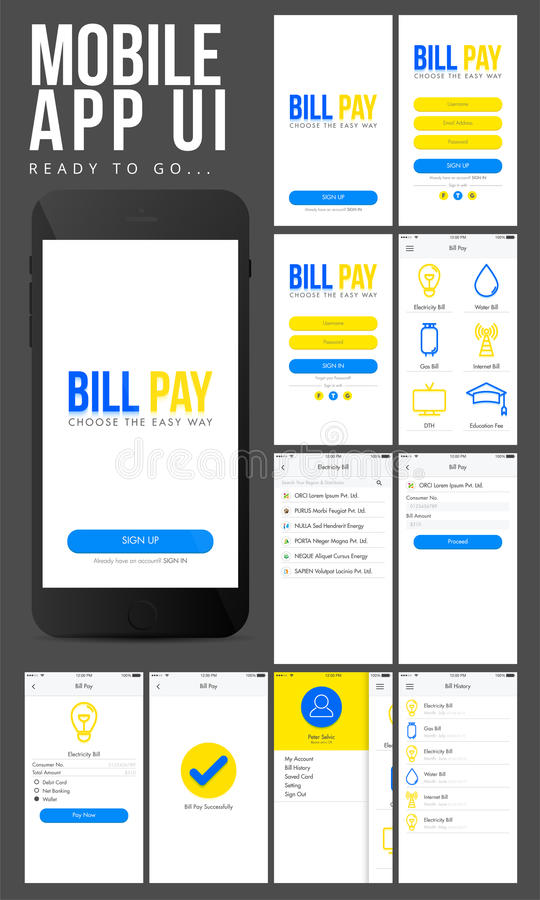how to create a mobile payment app