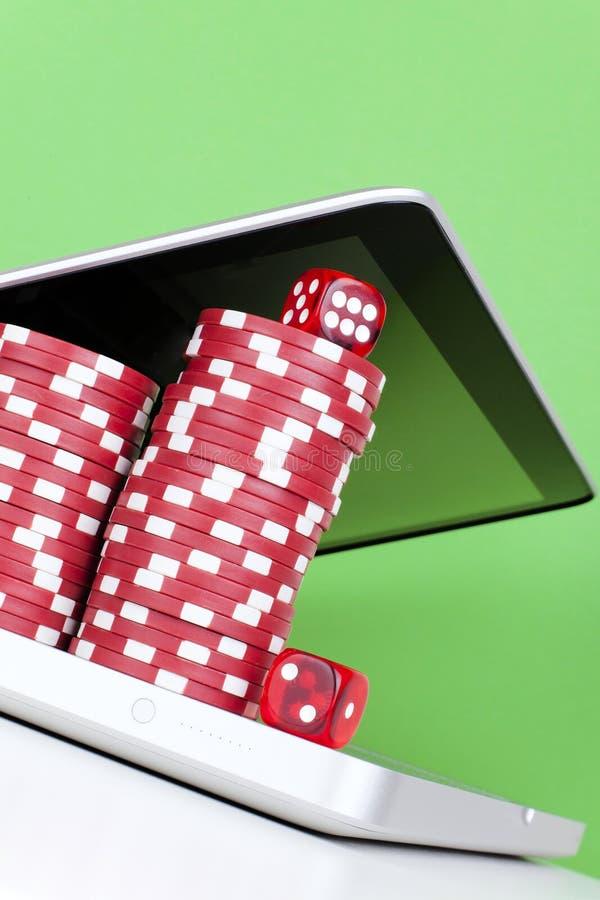 Download Online Poker Stock Photo - Image: 42759363