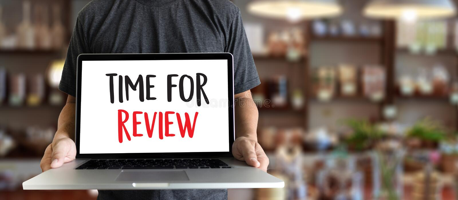 Online Reviews Evaluation time for review Inspection Assessment. Auditing royalty free stock images