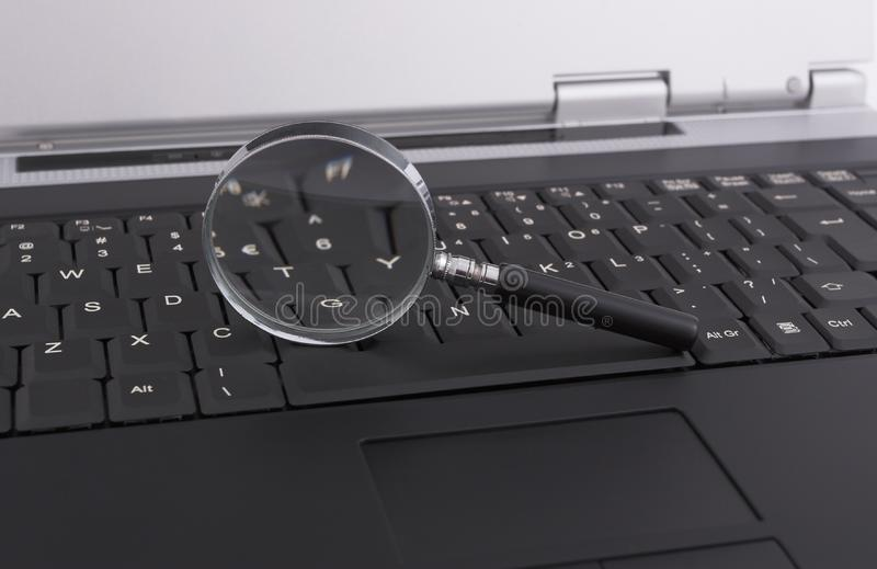 Online security royalty free stock photo