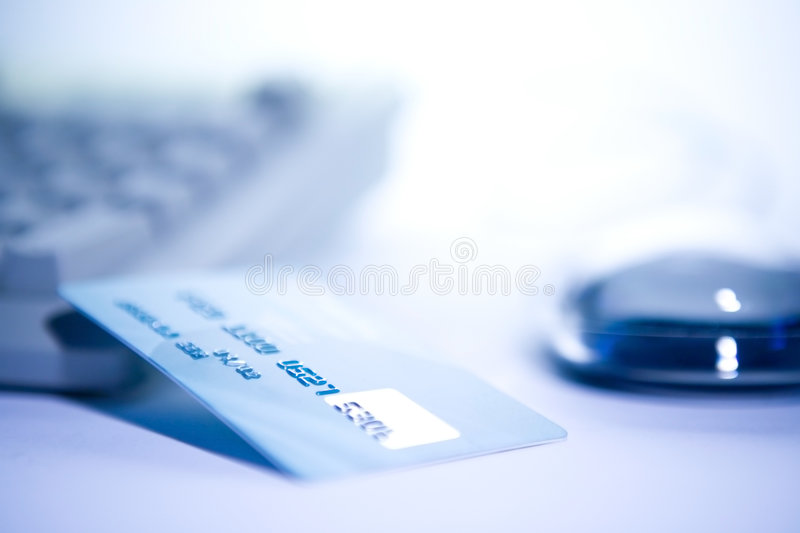 Online Shopping royalty free stock image
