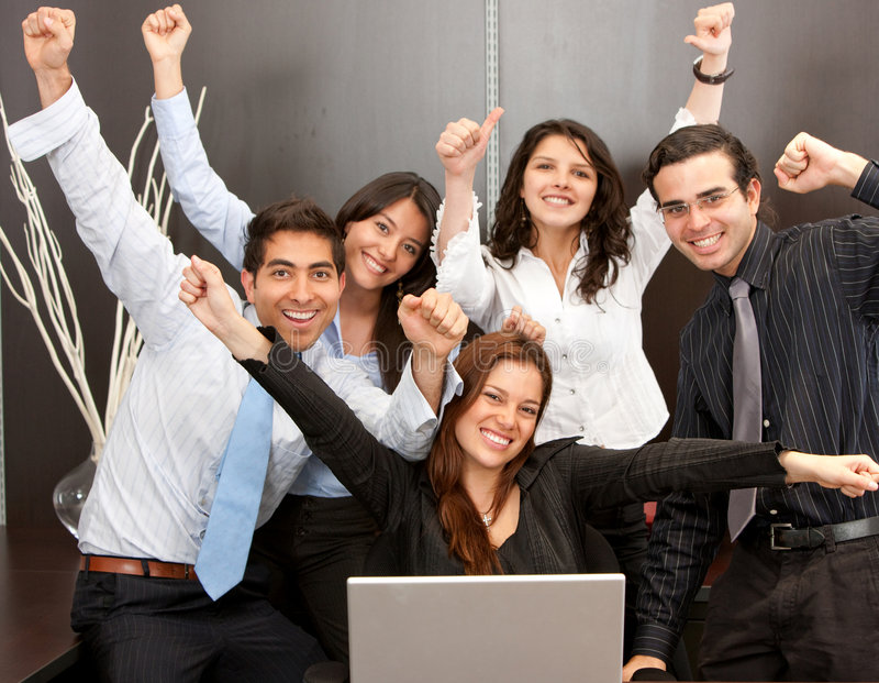Download Online success stock image. Image of excitement, career - 8037179