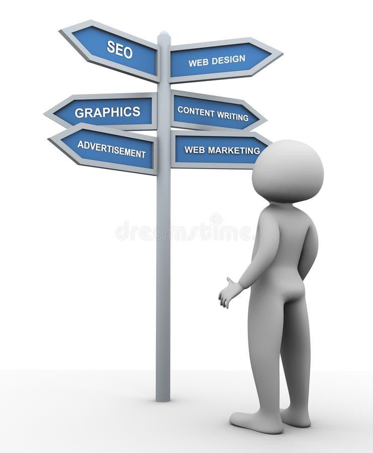 online usługa ilustracji