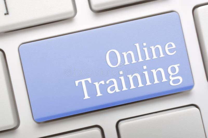 Online-utbildning royaltyfri foto