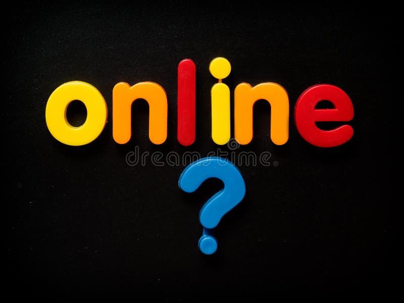 Online zbawczy pojęcie zdjęcie royalty free
