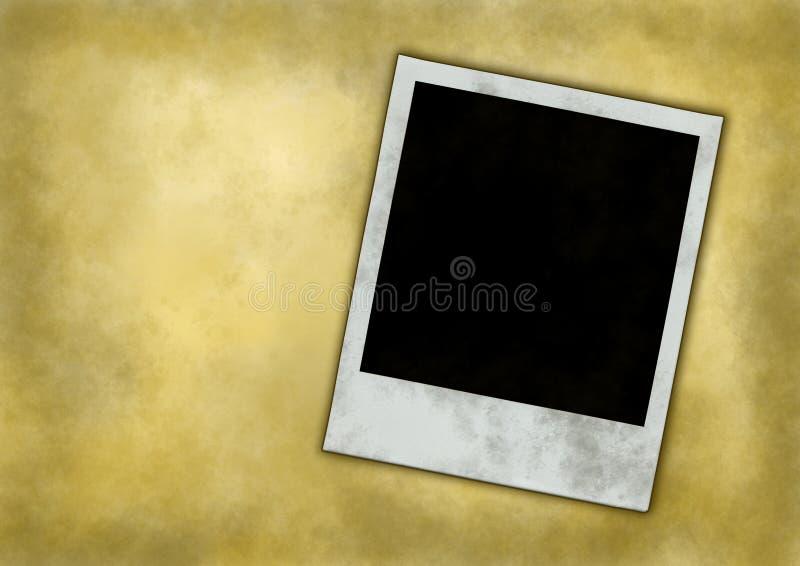 Onmiddellijk fotoframe royalty-vrije stock fotografie