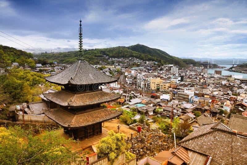 Onomichi royalty free stock photos