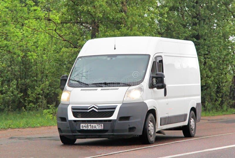 Onrustig Citroën stock afbeelding