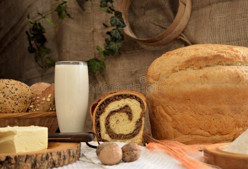 Ons dagelijks brood royalty-vrije stock fotografie