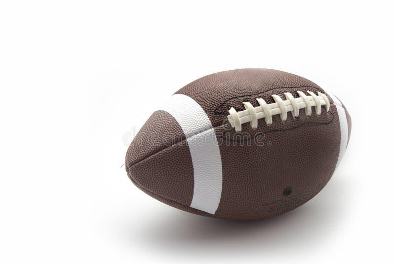 Ons voetbalbal royalty-vrije stock afbeelding