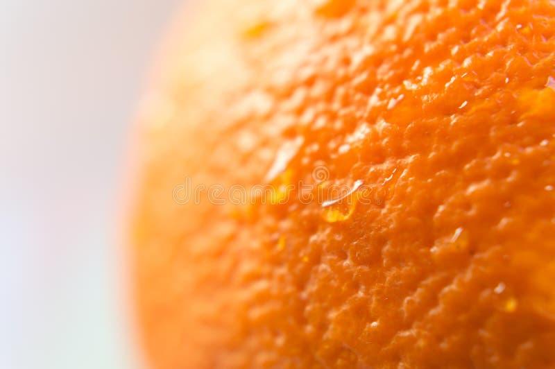 Onscherp oranje patroon royalty-vrije stock foto's