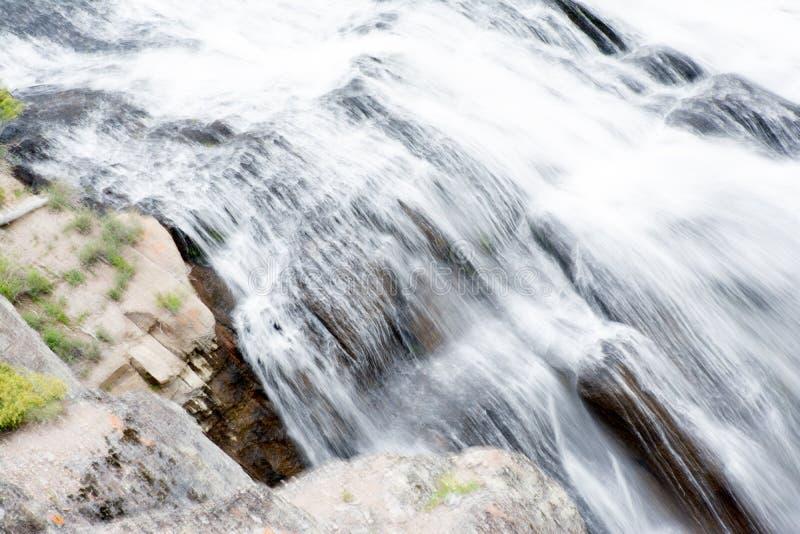 Onscherp water royalty-vrije stock foto