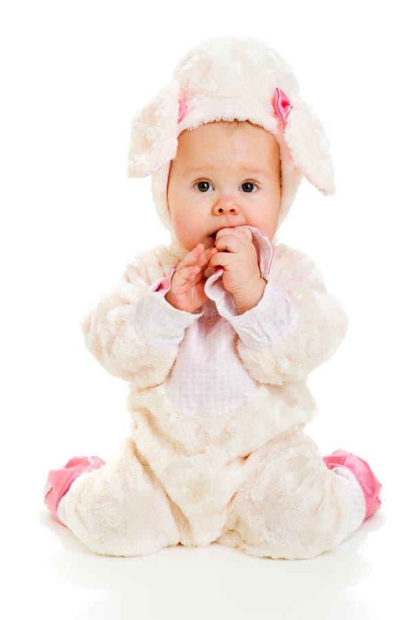 Onschuldige baby stock foto's