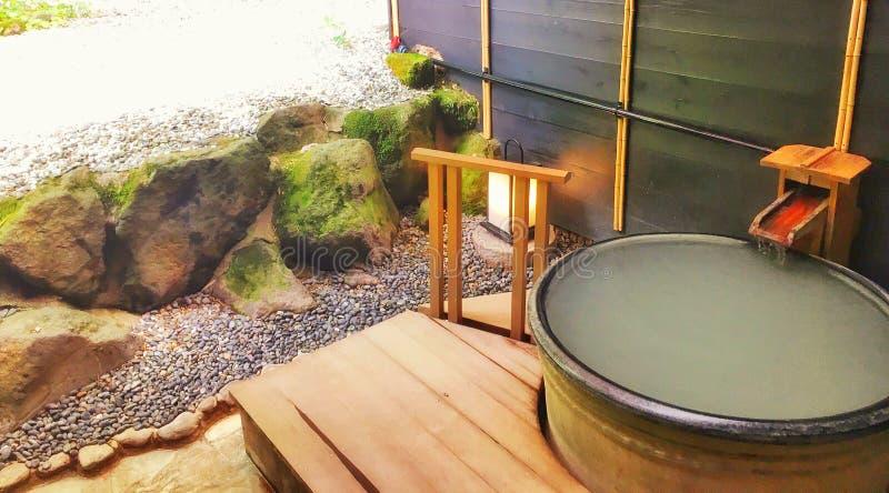 Onsen fotografia de stock royalty free