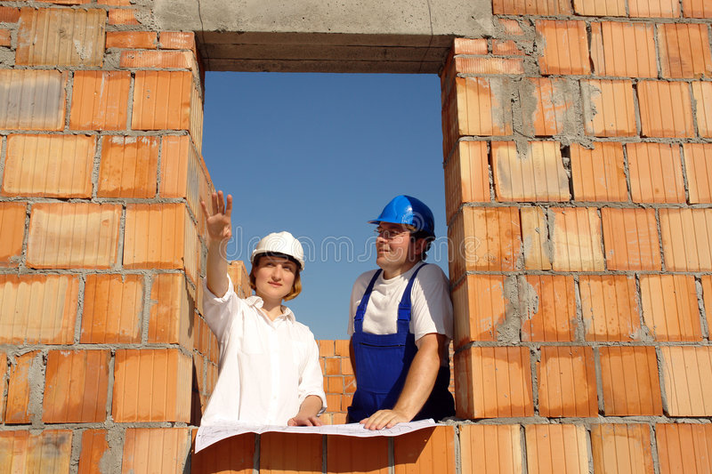 Download Onsite consultation stock photo. Image of people, engineer - 5572932