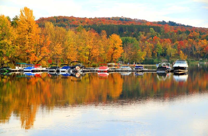Ontario jezioro zdjęcia stock