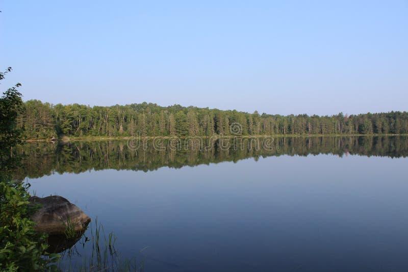 Ontario in openlucht stock foto