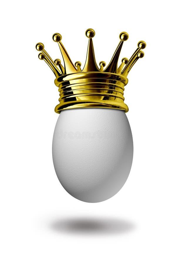 Ontbijt van Kampioenen royalty-vrije illustratie