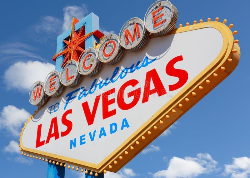 Het teken van Las Vegas royalty-vrije stock afbeelding