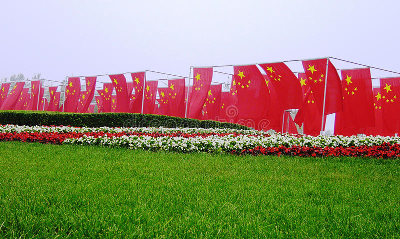 Onthaal aan Ons Groot China! royalty-vrije stock foto's