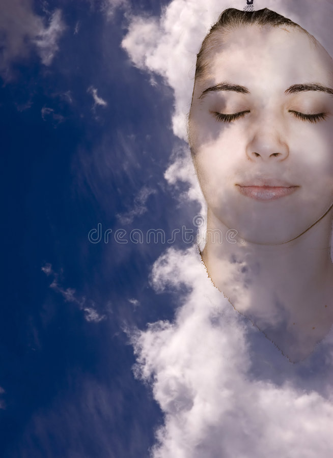 Ontspan in hemel