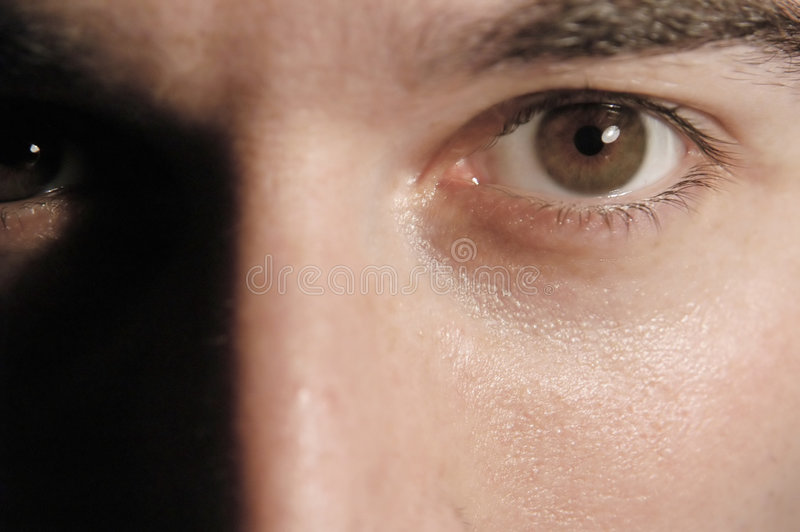 Ontspannen ogen