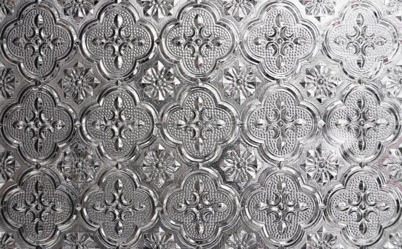 Ontwerp en element van duidelijke glas uitstekende stijl royalty-vrije stock fotografie