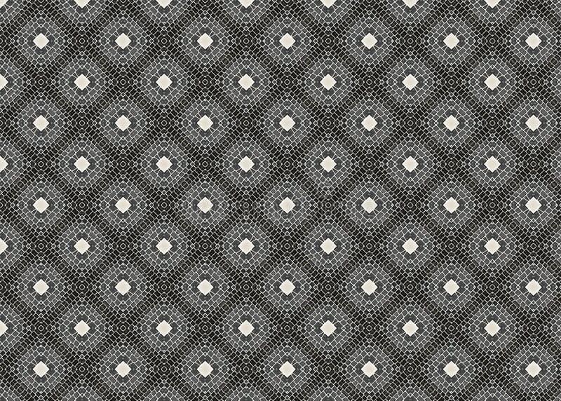 Ontwerp Toetsenbord meetkunde Samenvatting modern Textuur royalty-vrije illustratie