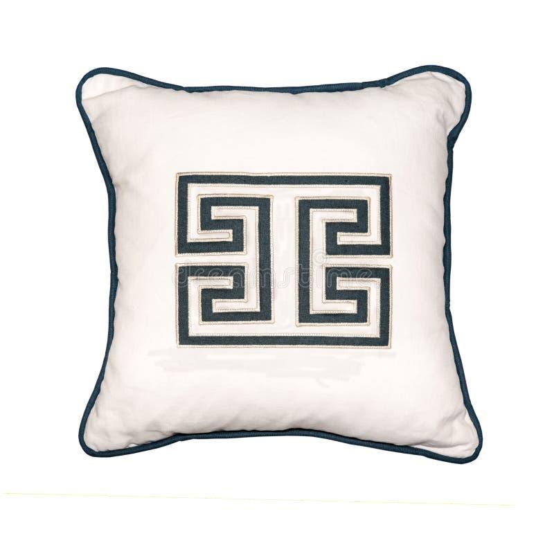 Ontwerper Pillow stock afbeeldingen