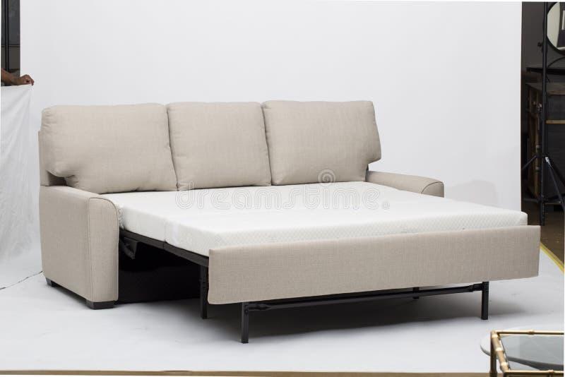 Ontwierp het best Ontworpen Sofa Bed, goed Sofa Photos stock fotografie