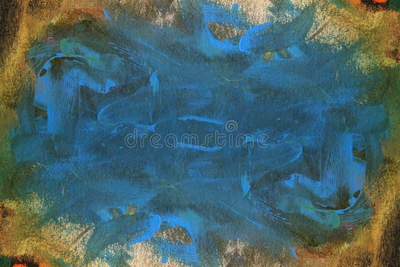 Ontworpen abstracte kunstachtergrond royalty-vrije stock foto