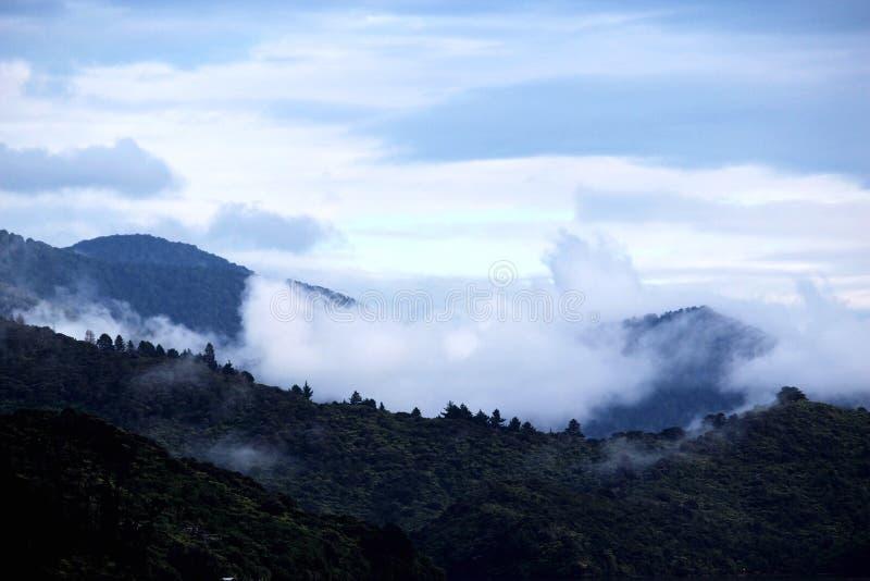Ontzagwekkende wolk royalty-vrije stock afbeeldingen