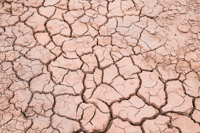 Onvruchtbare grondachtergrond stock foto