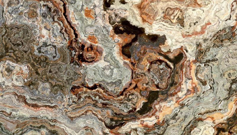 Onyks Dachówkowa abstrakcjonistyczna tekstura zdjęcia stock