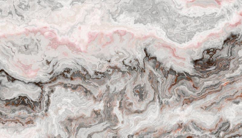Onyks Dachówkowa tekstura ilustracja wektor