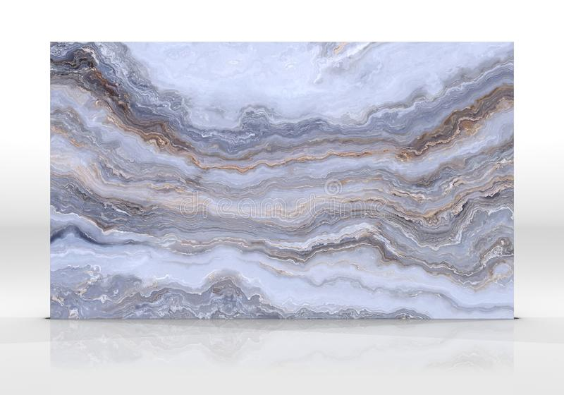 Onyx marble Tile texture stock illustration