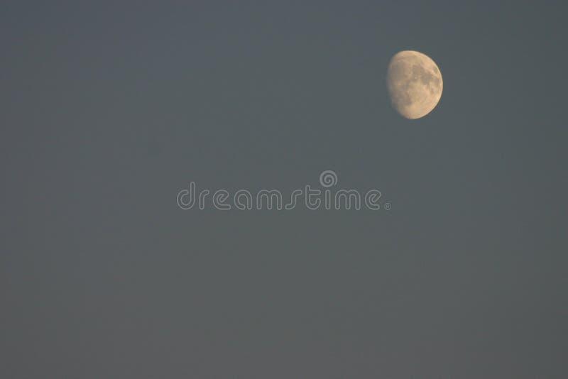 Onze maan royalty-vrije stock afbeelding