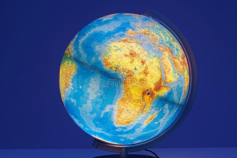 Onze planeet III royalty-vrije stock foto's