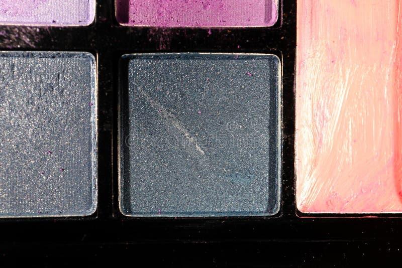 Download Oogschaduw Op Een Zwarte Achtergrond Sluit Omhoog Stock Foto - Afbeelding bestaande uit kleur, macro: 114227150