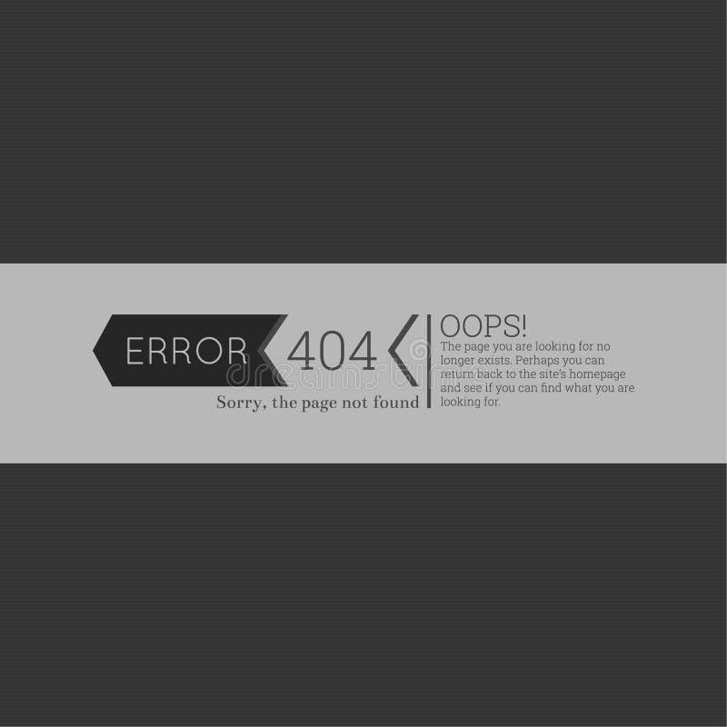 oops ошибка 404 К сожалению, вызовите не найденный стоковые изображения