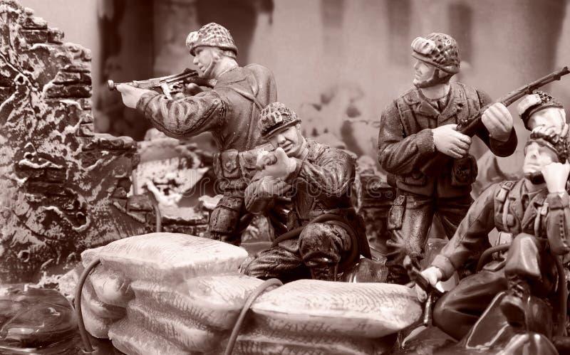 Oorlog stock afbeelding