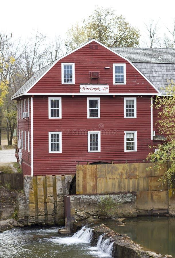 Oorlog Eagle Mill stock fotografie