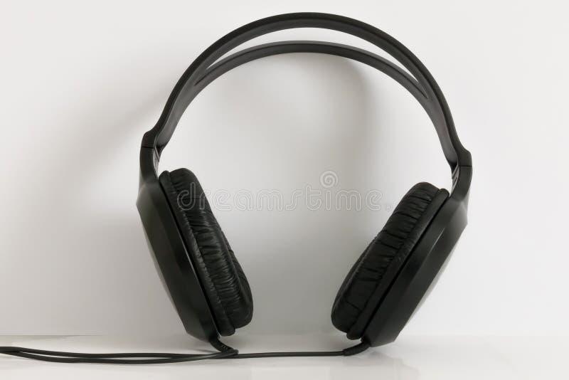 Oortelefoons stock fotografie