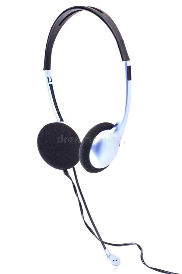 Oortelefoons royalty-vrije stock afbeelding