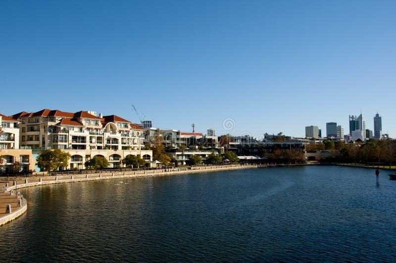 Oost-Perth royalty-vrije stock afbeeldingen