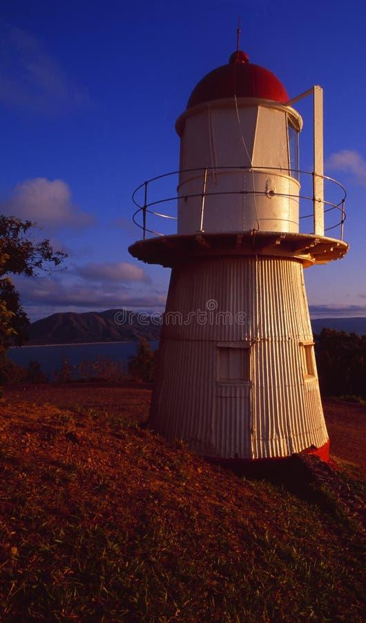 Oosten-Australië: Byron Bay Lighthouse royalty-vrije stock afbeelding