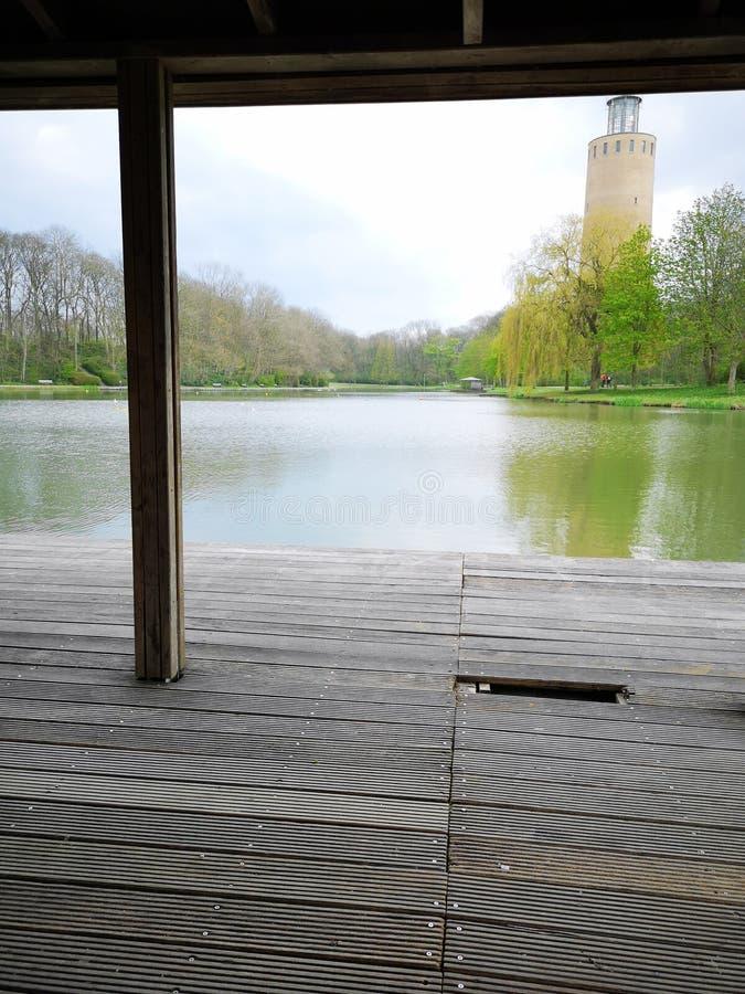 Oostende Belgique image stock